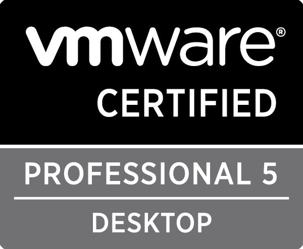 VMware VCP5 DT