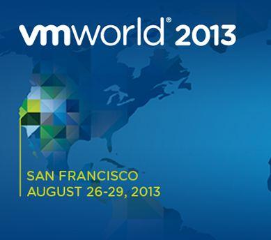 VMworld 2013 teaser
