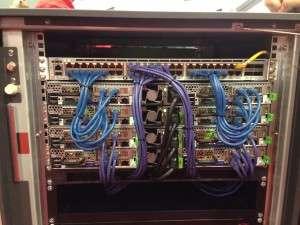 EVO RAIL cabling