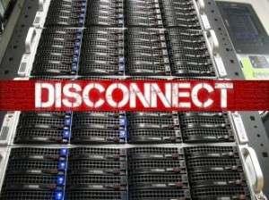 NFS disconnect
