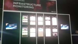 Hands-on labs 2014 monitoring wall