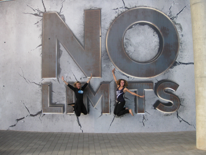 VMworld 2014 No Limits