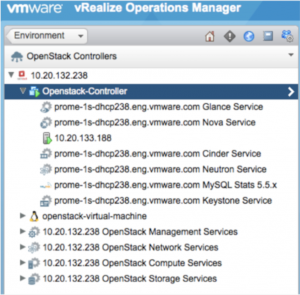 vROPS_OpenStack_GUI