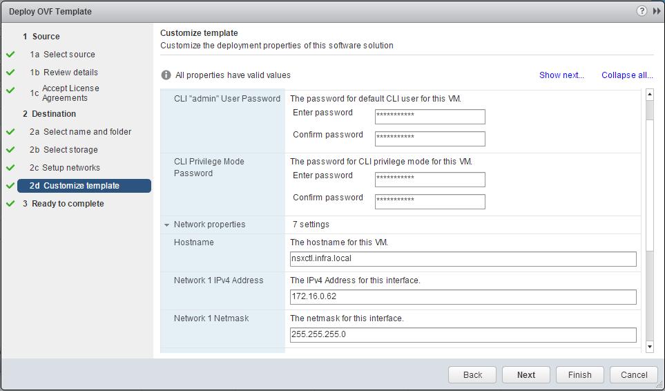 03 nsx ova deployment network