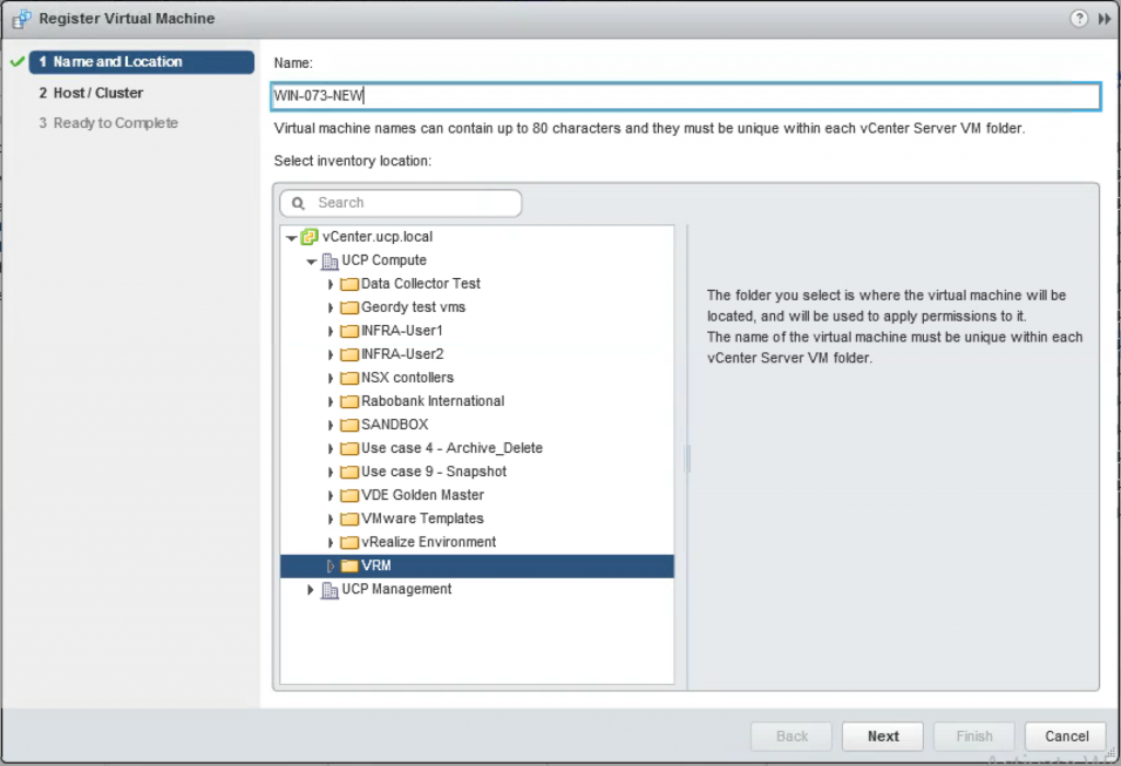 Track infrastructure changes with vRealize Automation Data Collection