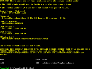 PowerCLI-Login2