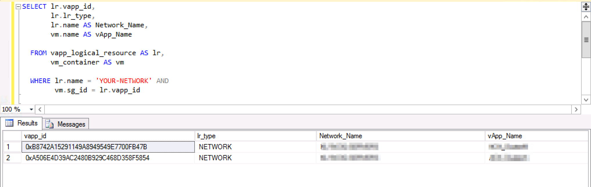 vCloud Director: Removing Network from a vApp without shutting it down