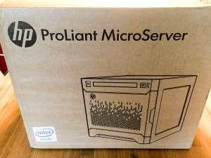 Microserver Box