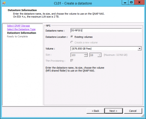 A low budget SMB environment – Part 3: Configure and Run
