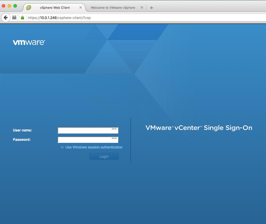 VCSA_Login_vSphereWebClient