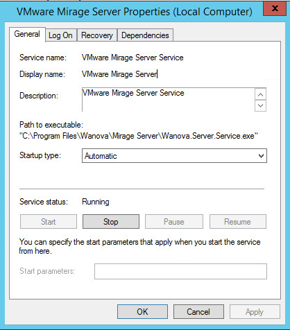 Monitor Windows services with the End-Point Operations Agent