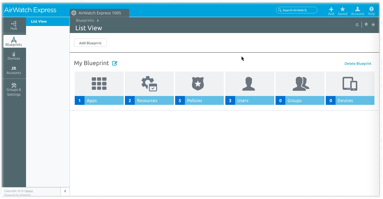 VMware launches AirWatch Express