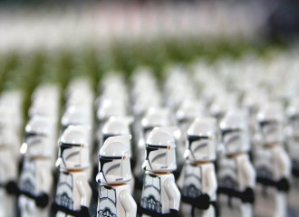 Featured Starwars trooper clone