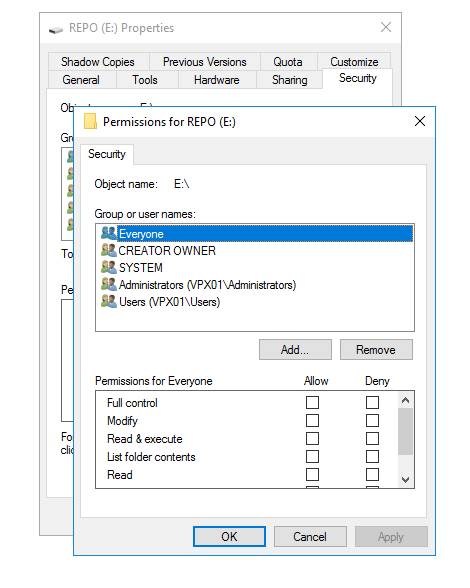 How to harden the Veeam Backup Repository