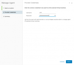 Application monitoring - Agents