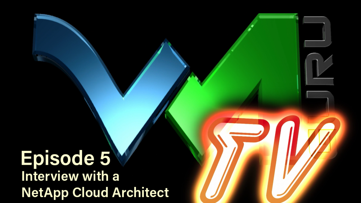 Interview with a NetApp Cloud Architect